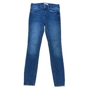Zara Woman Premium Denim Collection Jeans Size 4